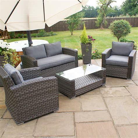 victoria sofa set maze rattan victoria 2 seat sofa set internet gardener