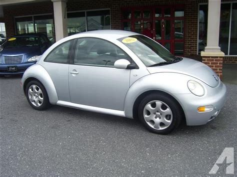2002 Volkswagen New Beetle Gls by 2002 Volkswagen New Beetle Gls For Sale In Manheim