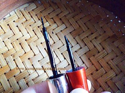 Eyeliner Inez Spidol racun warna warni liquid eyeliner lokal yang daya