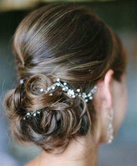 Wedding Hairstyles For Hair Chignon by Low Bun Wedding Hairstyles Chignon Wedding Hairstyle