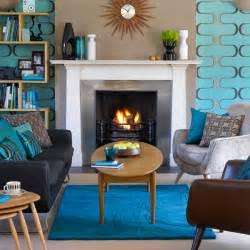 Retro turquoise home mid century modern home decor jpg