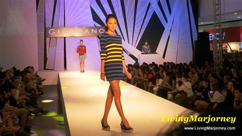 Giordano 2690 44 In Collection in digital giordano on philippine fashion week 2013