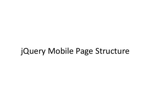 tutorial phonegap jquery mobile advanced jquery mobile tutorial with phonegap