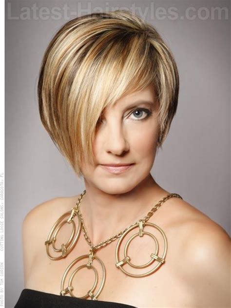 asymetrical short hair styles for older women short asymmetrical haircuts for women