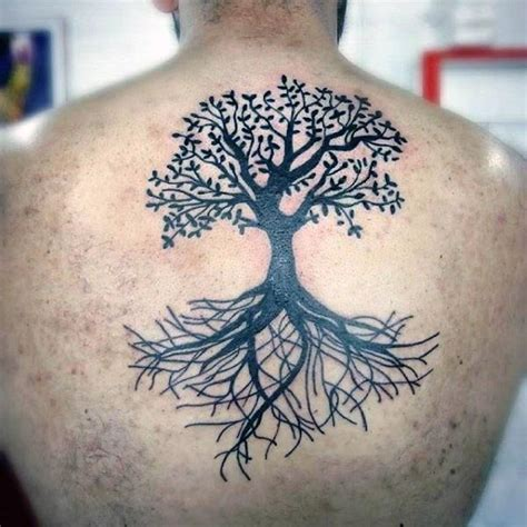 life tattoos for men symbol tattoos for