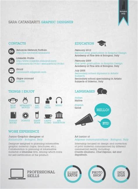 attractive resume format for experienced orgineel en creatief cv maken en schrijven 10 tips