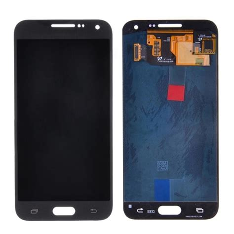Lcd E7 lcd display touch screen digitizer assembly replacement for samsung galaxy e7 black alex nld