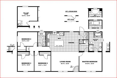clayton home plans clayton mobile home floor plans and pric 511396 171 gallery