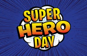 Image result for welcome super hero clip art