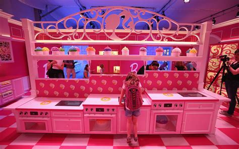 barbie dream house experience the barbie dreamhouse experience opens
