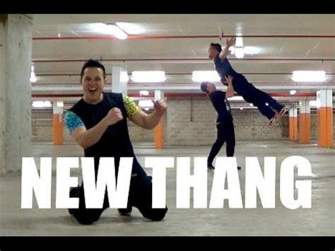 tutorial dance new thang new thang redfoo dance choreography jayden rodrigues
