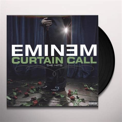 eminem curtain call album eminem curtain call the hits vinyl record