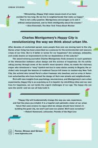 Happy City Transforming Our Lives Through Design happy city transforming our lives through design by