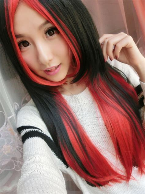 machos al rojo black hairstyle and haircuts compra pelo rojo chino online al por mayor de china