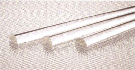 extruded acrylic   rod   stop plastics