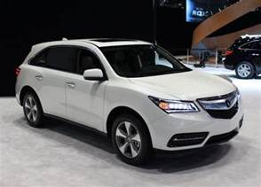 2016 acura mdx price and specs review changes hybrid