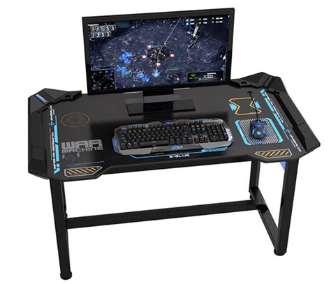 best pc gaming desk 20 best gaming desks july 2018 computer gaming desk reviews