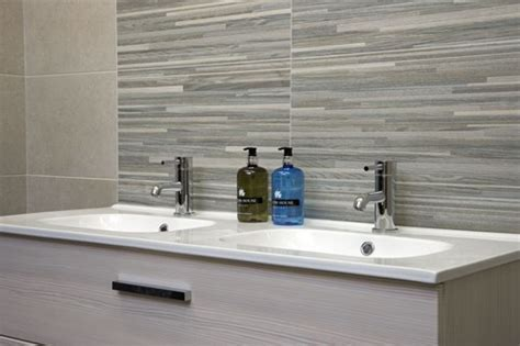 alternatives to tiles in bathrooms tne tiles for all spaces