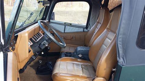 1994 Jeep Interior 1994 Jeep Wrangler Pictures Cargurus