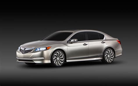 acura 2014 rlx first look youtube 2014 acura rlx concept front left view photo 6