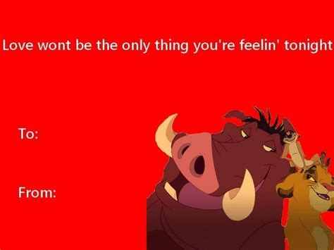 Disney Valentine Memes - 27 disney valentine s cards that will ruin your childhood