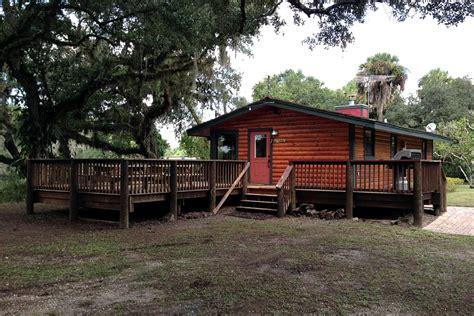 Cabin Rental Florida by Riverfront Cabin Rental Near Venice Florida
