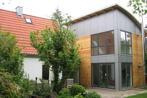 anbau an ein siedlungshaus in reinbek harms und k 214 ster - Anbau Siedlungshaus