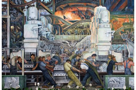 Art Murals For Walls the most famous diego rivera murals inspire comradery and