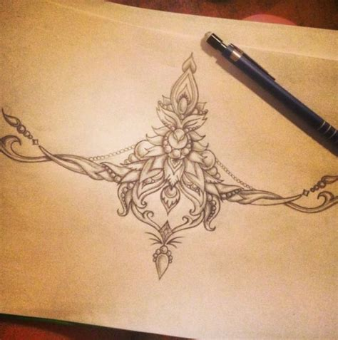 female sternum tattoo best 25 sternum ideas on