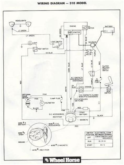 toro mower electrical diagram toro free engine image for