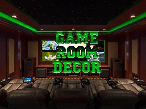 Game Room Decor Truemancave Room Decore