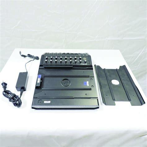 digital audio console prg proshop mackie dl1608 digital audio console