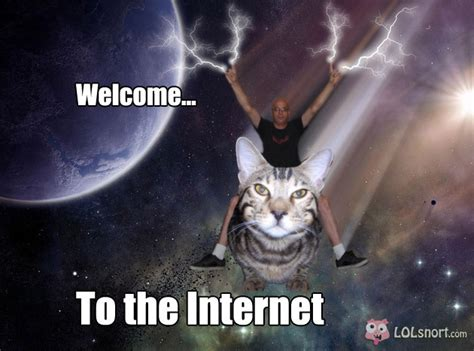 The Internet Meme - image 170884 welcome to the internet know your meme