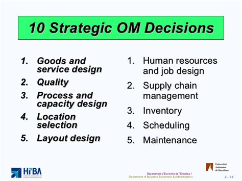 10 Decisions Of Operations Management Essays by Management Of Strategic Operations Thedrudgereort280 Web Fc2