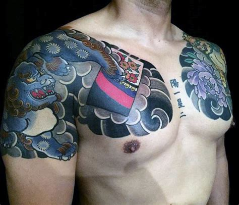 quarter sleeve cloud tattoo 50 japanese cloud tattoo designs for men floating ink ideas