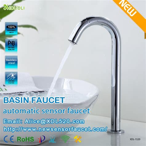 Touch Free Kitchen Faucets kitchen sinks uk faucet automatic water faucet xdl 1521