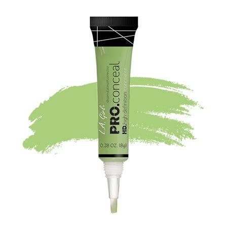 La Pro Concealer Green Corrector La Hd Pro Concealer Green Corrector Makeup Co Nz