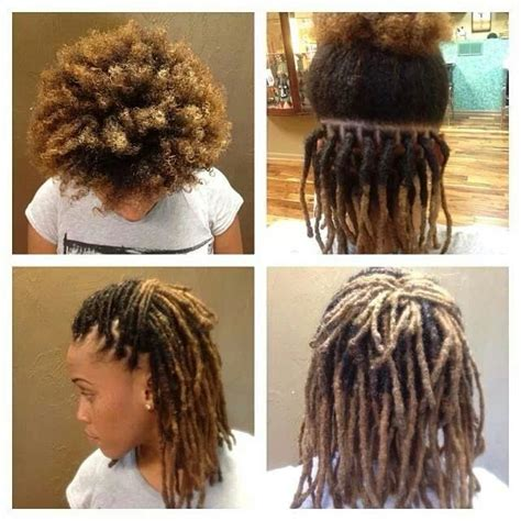 Hairstyles For Loc Extensions | loc extensions hairstyles that are super cute