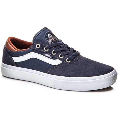 Vans Gilbert Crockett Pro Denim Black Gum Premium Icc 1 vans gilbert crockett pro shoes