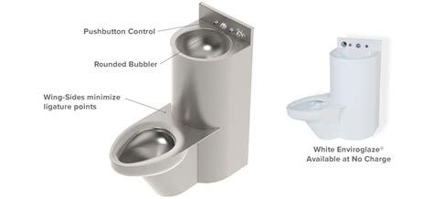 ligature resistant plumbing fixtures correctional