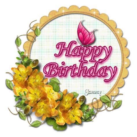 Glitter Happy Birthday Wishes Circle Of Wishes Happy Birthday
