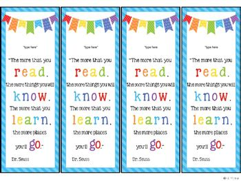 printable editable bookmarks free editable personalized bookmarks by school is a happy
