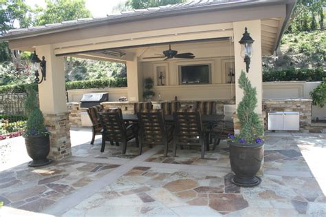 backyard bbq design a backyard barbeque anytime traditional patio los