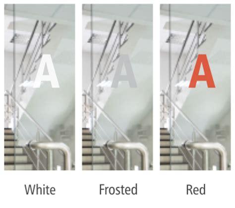 Window Glass Stripes 0316 Glass Sticker Cutting Stikcer Stiker Kaca emergency exit only die cut window glass decal window