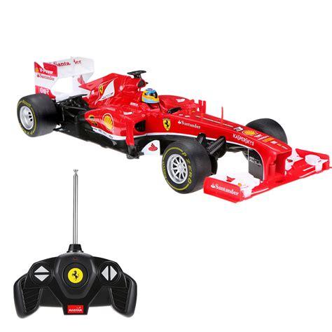 Remote Cars 920 3 original rastar 53800 1 18 f1 rc radio remote car speed racing car drift track