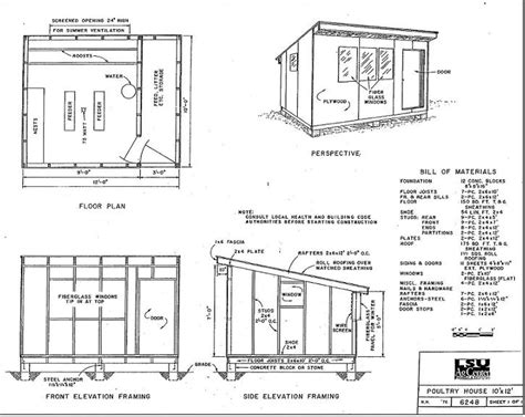 hen house plans hen house plans pdf home design and style