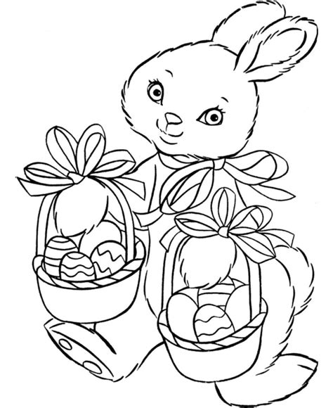 easter bunny coloring sheets easter bunny coloring pages 360coloringpages