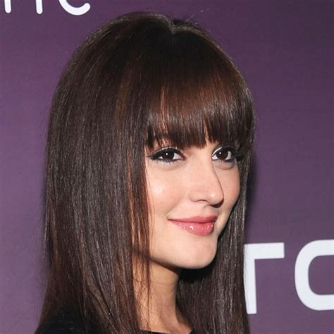 blunt fringe hairstyles userfifs blunt bangs summer 2012