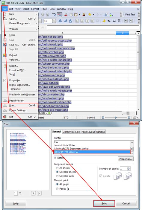 Ods Spreadsheet by Create Pdf From Openoffice Libreoffice Spreadsheets Ods