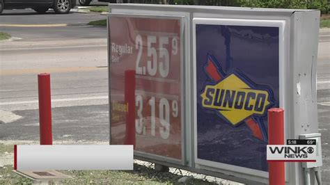 gas prices go up 20 cents overnight in swfl wink news